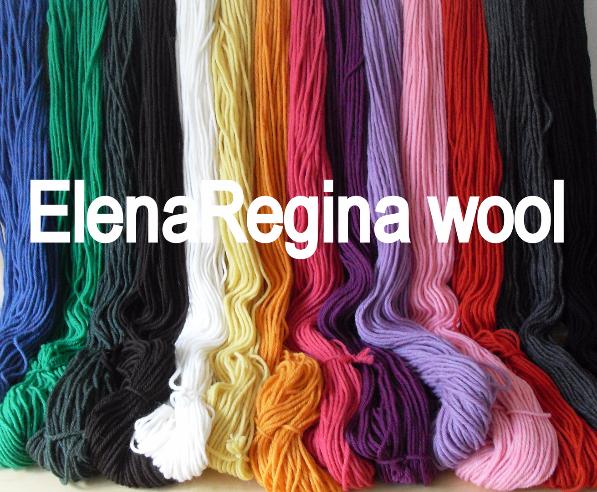 colore puro, colore elena, colore regina wool